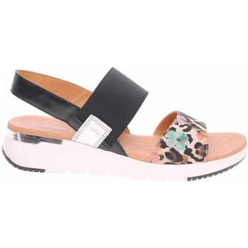 Cipők Női Szandálok / Saruk Caprice 992870124931 Fekete