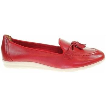 Cipők Női Mokkaszínek Marco Tozzi 22460726 Piros