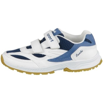 Cipők Fiú Rövid szárú edzőcipők Lurchi Matti Fehér