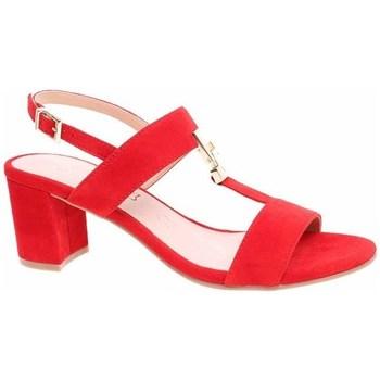 Cipők Női Szandálok / Saruk Caprice 992830322524 Piros