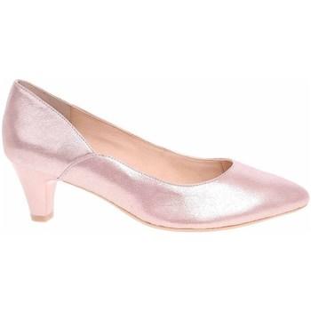 Cipők Női Félcipők Caprice 992240124510 Rózsaszín