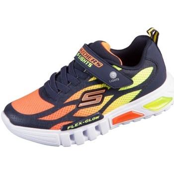 Cipők Gyerek Rövid szárú edzőcipők Skechers Flex Glow
