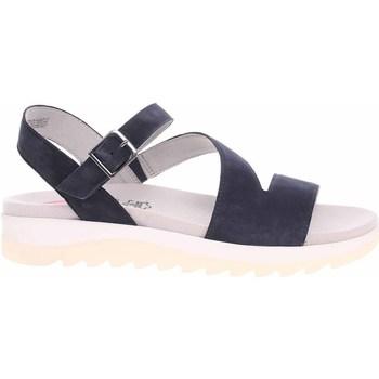 Cipők Női Szandálok / Saruk Jana 882860026805 Fekete