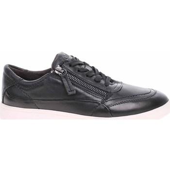 Cipők Női Rövid szárú edzőcipők Jana 882375026001 Fekete