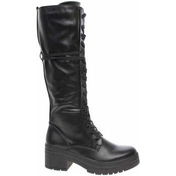 Cipők Női Városi csizmák Marco Tozzi 222560825002 Fekete