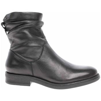 Cipők Női Csizmák S.Oliver 552535725001 Fekete