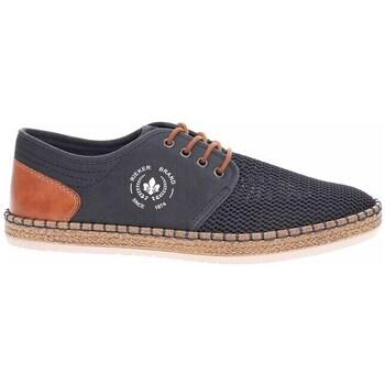 Cipők Férfi Gyékény talpú cipők Rieker B524914 Szürke