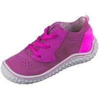 Cipők Lány Rövid szárú edzőcipők Ricosta Chipp Rózsaszín