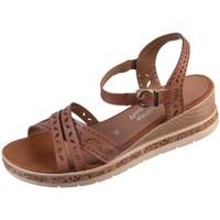 Cipők Női Szandálok / Saruk Remonte Dorndorf D305524 Barna