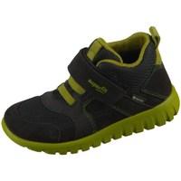 Cipők Gyerek Magas szárú edzőcipők Superfit SPORT7 Mini