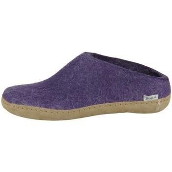 Cipők Női Mamuszok Glerups B0500 Lila