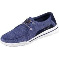 Cipők Férfi Mokkaszínek Bugatti Quasar Exco Kék