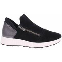 Cipők Női Belebújós cipők Legero 50092700 Fekete