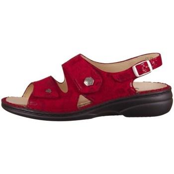 Cipők Női Szandálok / Saruk Finn Comfort Milos Piros