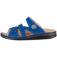 Cipők Női Papucsok Finn Comfort Agueda Kék