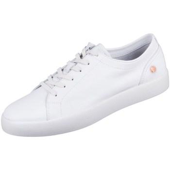 Cipők Férfi Rövid szárú edzőcipők Softinos Ross Fehér
