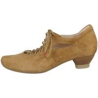 Cipők Női Bokacsizmák Think 0862555500 Bézs