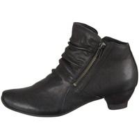 Cipők Női Bokacsizmák Think 8526600 Fekete