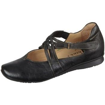 Cipők Női Rövid szárú edzőcipők Think Chilli Fekete