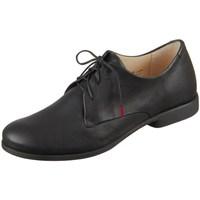 Cipők Női Rövid szárú edzőcipők Think Agrat Fekete