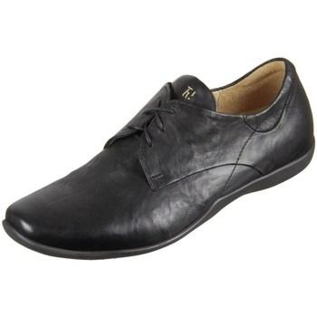 Cipők Férfi Rövid szárú edzőcipők Think Stone Fekete