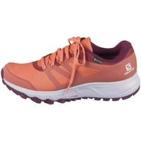 Cipők Női Rövid szárú edzőcipők Salomon Trailster 2 Gtx W Narancssárga