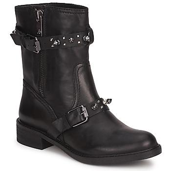 Cipők Női Bokacsizmák Sam Edelman ADELE Fekete