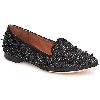 Cipők Női Mokkaszínek Sam Edelman ADENA Fekete