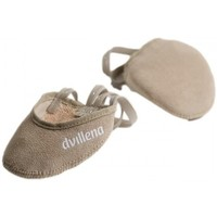 Cipők Női Fedett pályás sport Dvillena PUNTERA GIMNASIA RITMICA AFRICA Bézs