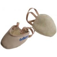 Cipők Női Fedett pályás sport Dvillena PUNTERA GIMNASIA RITMICA BEIG Bézs