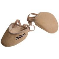 Cipők Női Fedett pályás sport Dvillena PUNTERA GIMNASIA RITMICA COMPETICION SANDRA Bézs
