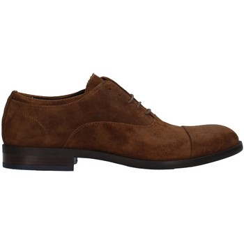 Cipők Férfi Oxford cipők Re Blu' 1236 BROWN