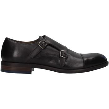 Cipők Férfi Oxford cipők Re Blu' 7768 BLACK