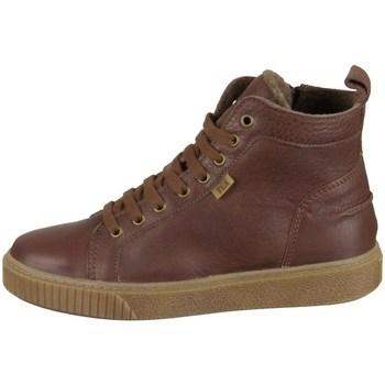 Cipők Gyerek Magas szárú edzőcipők Bisgaard 61806219306 Barna