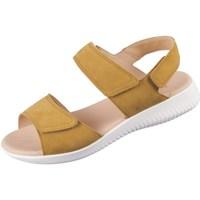 Cipők Női Szandálok / Saruk Legero Fantastic Citromsárga