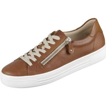 Cipők Női Rövid szárú edzőcipők Remonte Dorndorf D090324 Barna