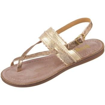 Cipők Lány Szandálok / Saruk Bisgaard 719321211128 Arany