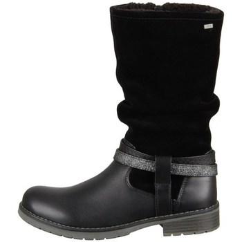 Cipők Lány Városi csizmák Lurchi Lia Fekete