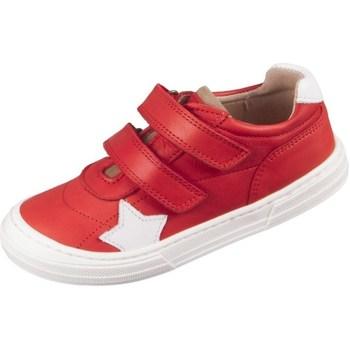 Cipők Gyerek Rövid szárú edzőcipők Bisgaard 403531211919 Piros
