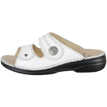 Cipők Női Papucsok Finn Comfort Sansibar Fehér