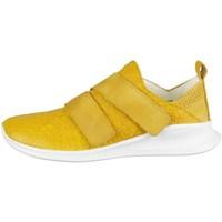 Cipők Női Rövid szárú edzőcipők Think Waiv Citromsárga