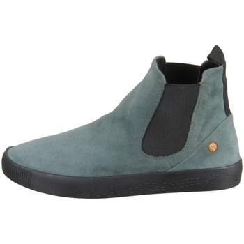Cipők Női Magas szárú edzőcipők Softinos P900608006 Szürke