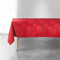 Otthon Asztalterítő Douceur d intérieur ARTIFICE Piros / Et / Arany