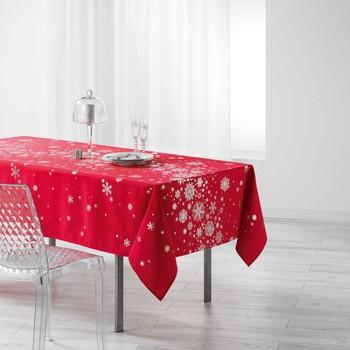 Otthon Asztalterítő Douceur d intérieur CONSTELLATION Piros