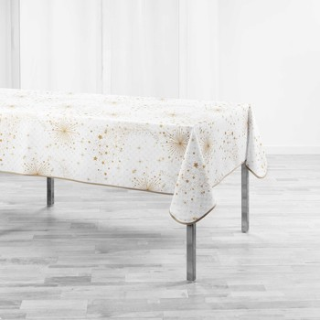 Otthon Asztalterítő Douceur d intérieur ILLUMINATION Fehér