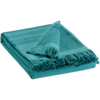 Otthon Törölköző és tisztálkodó kesztyű Vivaraise CANCUN Kék / Zuzmó