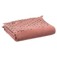 Otthon Törölköző és tisztálkodó kesztyű Vivaraise JULIA Rózsaszín / Pír