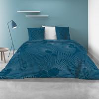 Otthon Ágyneműhuzat Atelier du Linge BAYOU Kék