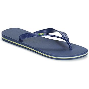Cipők Férfi Lábujjközös papucsok Ipanema CLASSICA BRASIL II Tengerész