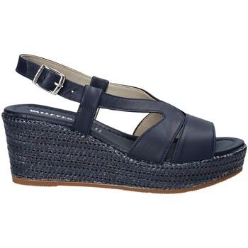 Cipők Női Szandálok / Saruk Valleverde 32211 Kék